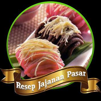 Resep Jajanan Pasar poster