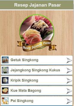Resep Jajanan Pasar apk screenshot