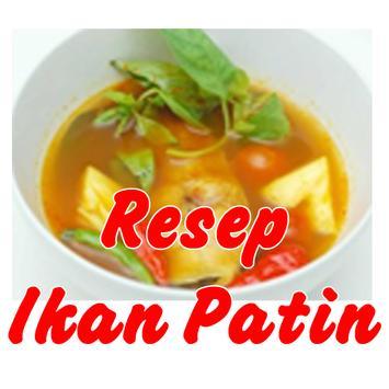 Aneka Resep Olahan Ikan Patin poster