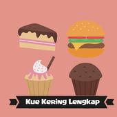 Resep Lengkap Kue Kering icon