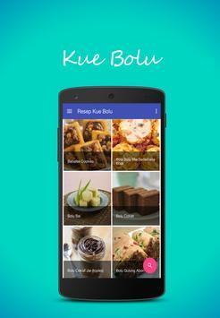 Resep Lengkap Kue Kering apk screenshot