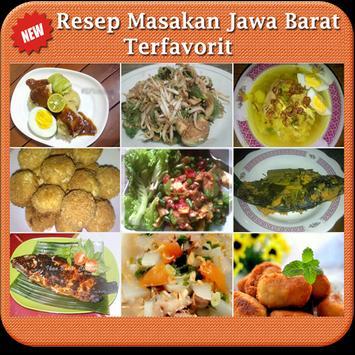 80 Resep Masakan Jawa Barat apk screenshot