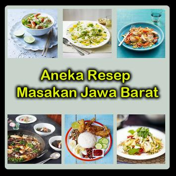 Aneka Resep Masakan Jawa Barat apk screenshot