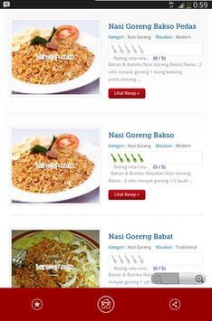 Resep Masakan Sehari-hari apk screenshot