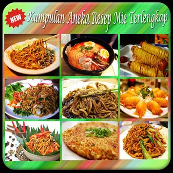 """36 Resep Mie """"SPESIAL"""" poster"""