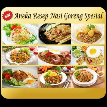 50 Resep Nasi Goreng Spesial apk screenshot