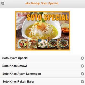 Resep Soto Special apk screenshot