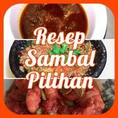 Resep Sambal Pilihan icon