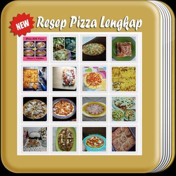 Resep Pizza Mudah Lengkap poster