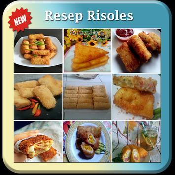 """Aneka Resep Risoles """"Spesial"""" apk screenshot"""