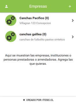Los Alerces apk screenshot