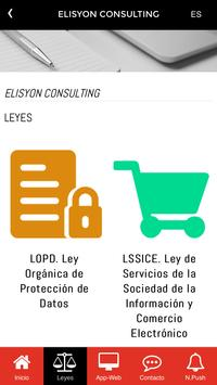 Elisyon consulting apk screenshot