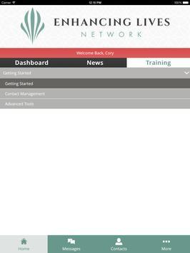 Enhancing Lives Network apk screenshot