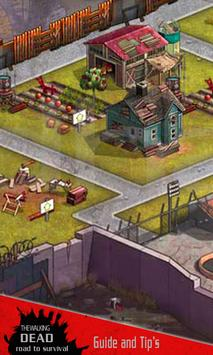 Guide TWD:Road to survival apk screenshot