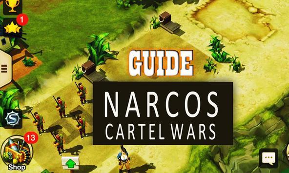 Narcos: Cartel Wars Guide apk screenshot