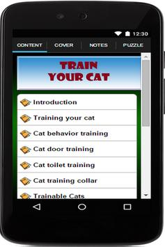 Train Your Cat poster