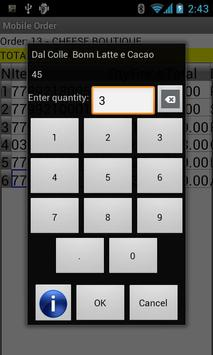 Order-In-Hand® Mobile Order apk screenshot