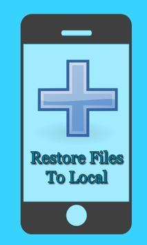 Restore Deleted Contacts Guide apk screenshot