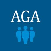 AGA Meetings icon