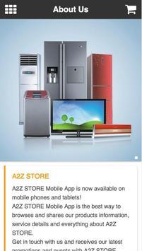 a2z Store apk screenshot