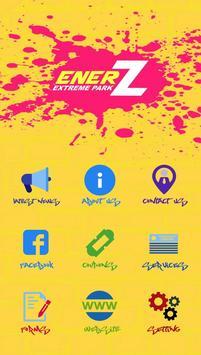 ENERZ XTREME PARK poster