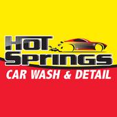 Hot Springs Car Wash icon