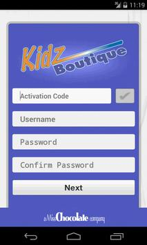 Kidz Boutique poster