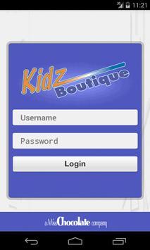 Kidz Boutique apk screenshot