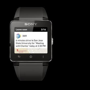 reqallable for Sony SmartWatch apk screenshot