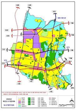 도시기본계획 (부천) apk screenshot
