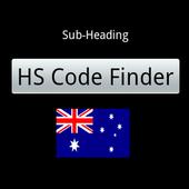 HS Code Finder (Australia) icon