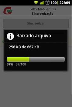Gdev Mobile apk screenshot