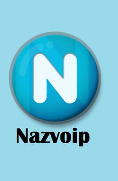 Nazvoip apk screenshot
