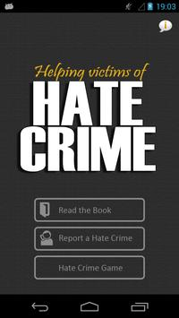 Hate Crime 3 poster