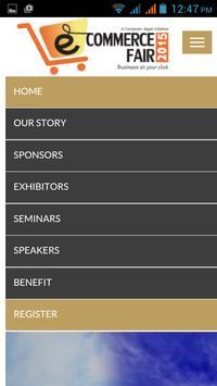 e-Commerce Fair apk screenshot