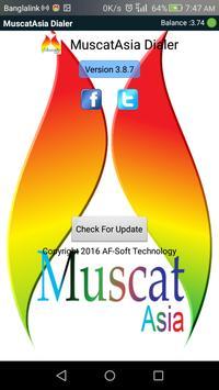 MuscatAsia Muscat Asia Dialer apk screenshot