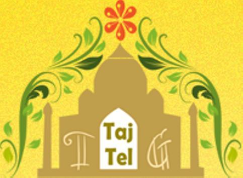 TajTel poster