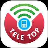 Tele-top icon