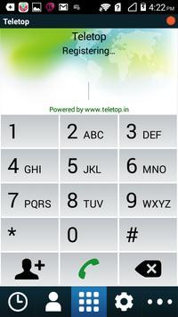 Tele-top poster