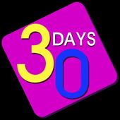 30days itel icon