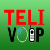 Telivoip Green Dailer icon