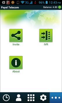Payel Telecom apk screenshot