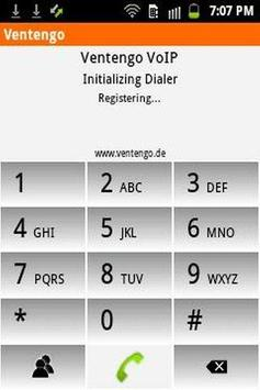 Ventengo-VoIP poster