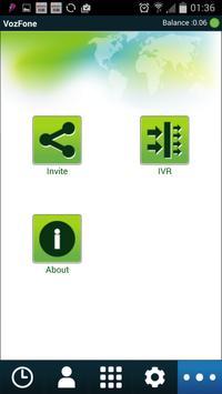 VozFone Dialer apk screenshot