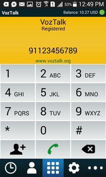 VozTalk apk screenshot