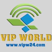 VIP WORLD icon