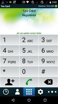 Yes Card apk screenshot