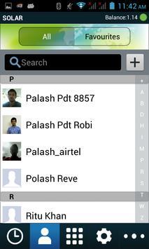 SOLAR apk screenshot