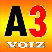 A3voip Dialer icon