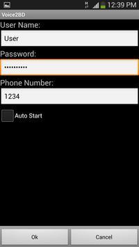 Voice2BD apk screenshot